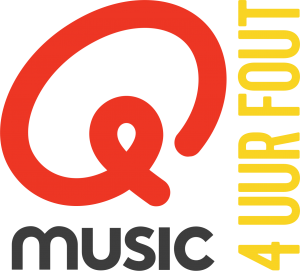 Qmusic the BIG Party - 4uur FOUT!